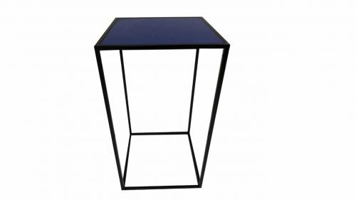 Colors® Staal Bartable Black incl. Blue top