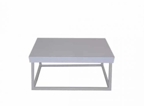 Staal® Sidetable small White incl. White top